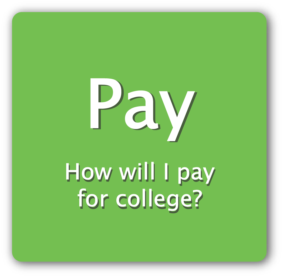 Pay: How will I pay for college?