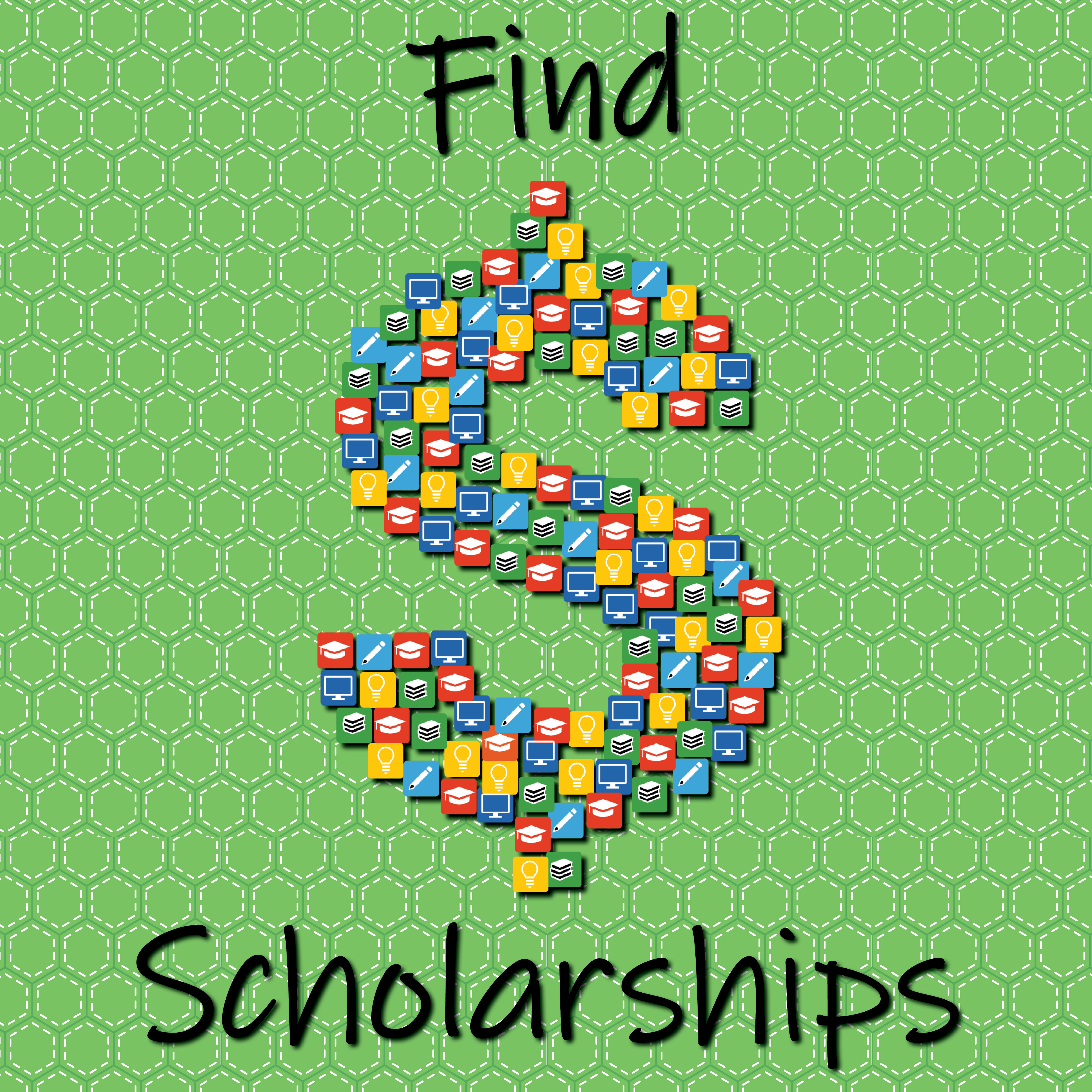 Find Scholarships button