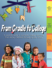 PDf of Cradle to College Brochure opens in a new tab