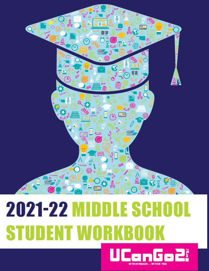 PDF of Middle School Student Workbook