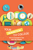 PDF of Your Transition to College opens in a new tab